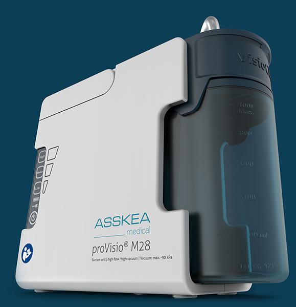 Der ASSKEA proVisio<sup>®</sup> M28 im Detail